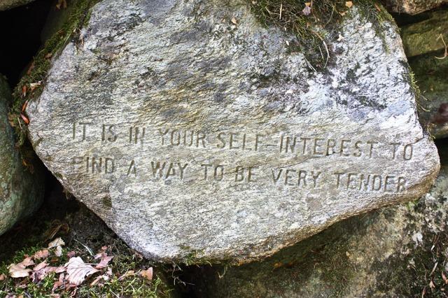 sten budskap