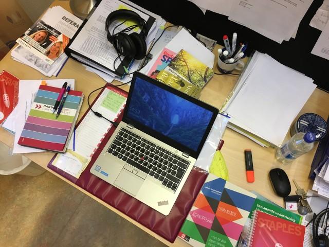 Desk Monica Otteby
